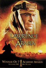 Lawrence of Arabia - Classic Film Series Movie Poster