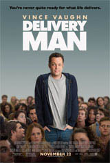 Delivery Man Movie Poster