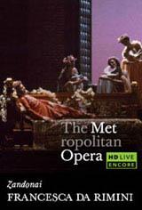 The Metropolitan Opera: Francesca da Rimini Movie Poster