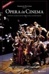 Rossini's The Barber of Seville in Concert Movie Poster