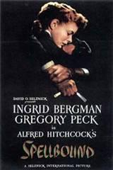 Spellbound (1945) Movie Poster