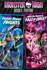 Monster High Double Feature Movie Poster