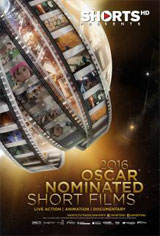 Oscar Shorts: Animated Movie Poster