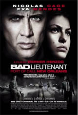 Bad Lieutenant: Port of Call New Orleans Movie Poster