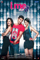 I, Me Aur Main Movie Poster