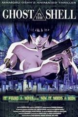 Monsters & Martians: Sci-Fi Lecture Series - Ghost in the Shell Movie Poster