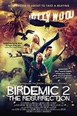 Birdemic II: The Resurrection Movie Poster