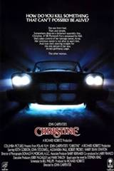 Christine (1983) Movie Poster