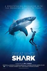 Great White Shark 3D Movie Poster