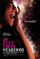 20 Feet from Stardom Movie Poster