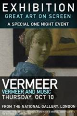EXHIBITION: Vermeer and Music: The Art of Love and Leisure Movie Poster