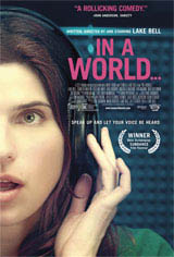 In a World... Movie Poster