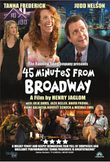 45 Minutes from Broadway Movie Poster