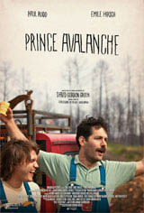 Prince Avalanche Movie Poster
