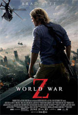 World War Z: The IMAX 3D Experience Movie Poster
