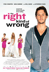 The Right Kind of Wrong Movie Poster