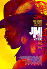 Jimi: All is by My Side Movie Poster