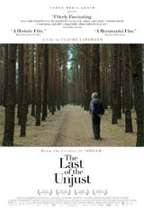 The Last of the Unjust Movie Poster