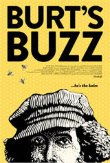 Burt's Buzz Movie Poster