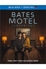 Bates Motel: The Complete First Season Movie Poster