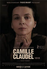 Camille Claudel 1915 Movie Poster
