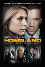 Homeland: The Complete Second Season Movie Poster