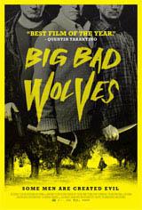 Big Bad Wolves Movie Poster