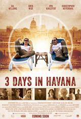 3 Days in Havana Movie Poster