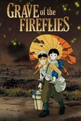 Grave of the Fireflies (Subtitled) Movie Poster