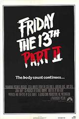 Friday the 13th Part 2 (1981) Movie Poster