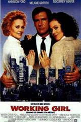 Working Girl Movie Poster