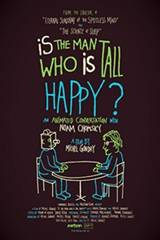 Is the Man Who Is Tall Happy?: An Animated Conversation with Noam Chomsky Movie Poster