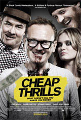 Cheap Thrills Movie Poster