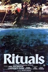 Rituals (1977) Movie Poster