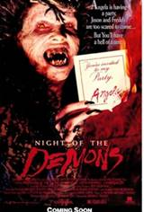 Night of the Demons (1988) Movie Poster
