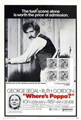 Where's Poppa? Movie Poster