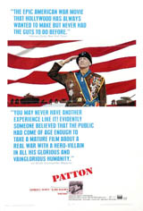 Patton Movie Poster