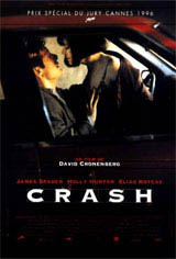 Crash (1996) Movie Poster