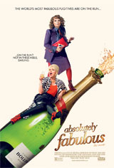 Absolutely Fabulous: The Movie Movie Poster Movie Poster