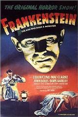 Frankenstein Movie Poster