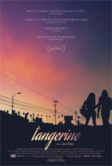 Tangerine Movie Poster