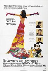 Mahogany (1975) Movie Poster