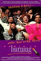 Paris is Burning Movie Poster