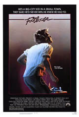 Footloose (1984) Movie Poster