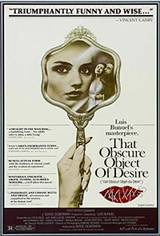 That Obscure Object of Desire Movie Poster