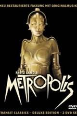 Metropolis Movie Poster