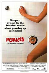 Porky's Movie Poster