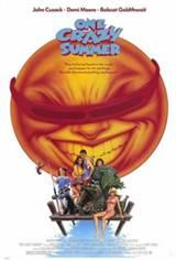 One Crazy Summer Movie Poster