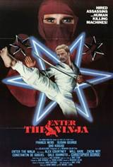 Enter the Ninja Movie Poster