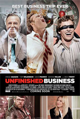 Unfinished Business Movie Poster